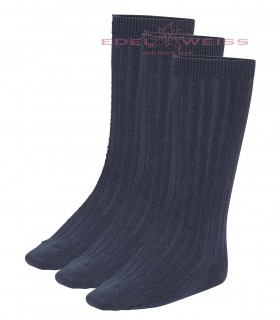 CALCETINES ALTOS CANALE PACK3 100-MARINO